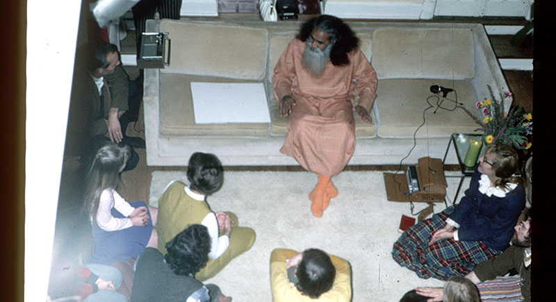 1974:  Patron of Yoga, Interfaith & World Peace Organizations